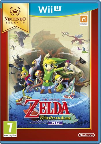 The Legend of Zelda: The Wind Waker HD WiiU
