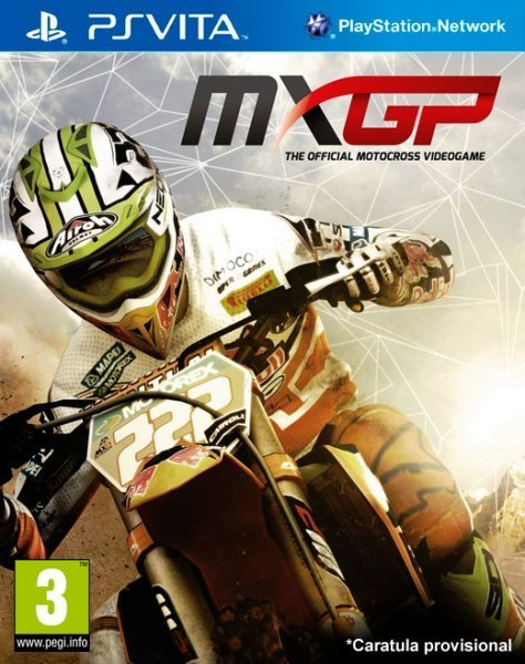 MXGP: The Official Motocross Videogame [PSVita][EUR][HENkaku][Mega]