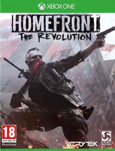 Homefront: The Revolution XboxOne