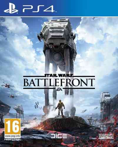 StarWars: Battlefront Ps4