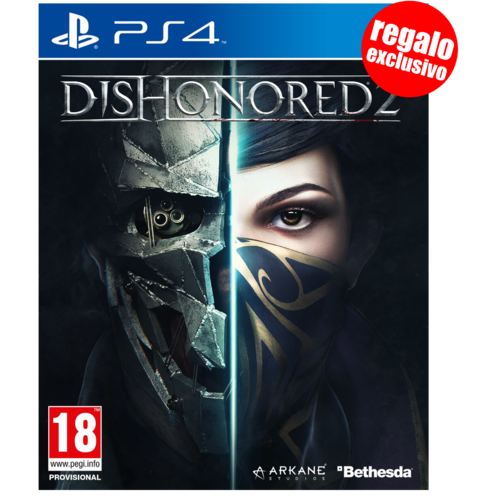 Dishonored 2 Ps4