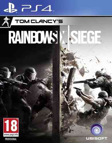 Rainbow Six: Siege Ps4
