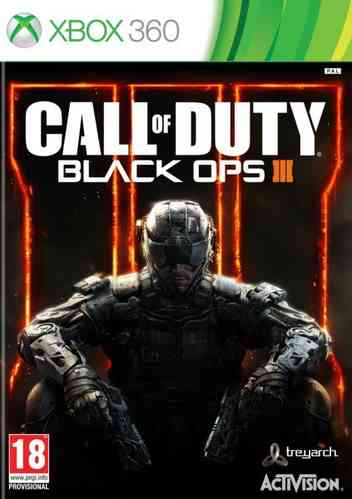 Call of Duty: Black Ops III Xbox360
