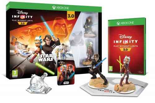 Disney Infinity 3.0 Star Wars Starter Pack XboxOne