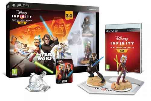 Disney Infinity 3.0 Star Wars Starter Pack Ps3