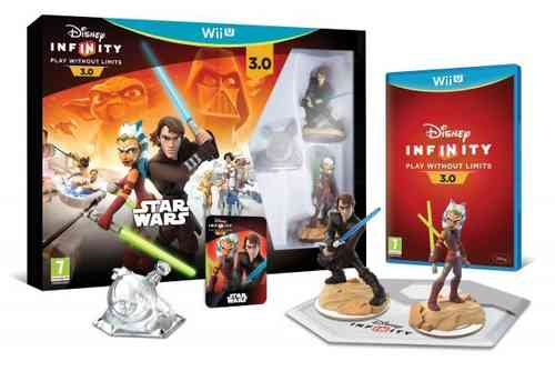 Disney Infinity 3.0 Star Wars Starter Pack WiiU