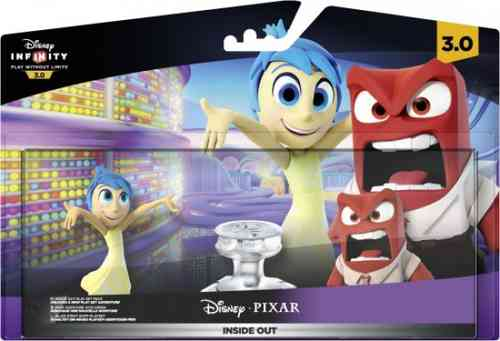 Disney Infinity 3.0 Play Set Inside Out