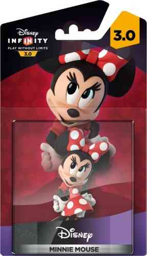 Disney Infinity 3.0 Figura Minnie Mouse (Serie Disney)