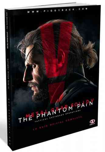 Guia Metal Gear Solid V: The Phantom Pain