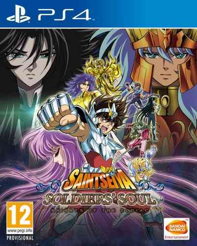 Saint Seiya: Soldiers' Soul Ps4