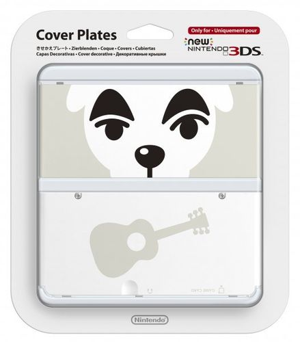 New Nintendo 3DS Cubierta Animal Crossing: New Leaf Totakeke