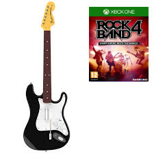 Rock Band 4 + Guitarra Wireles XboxOne