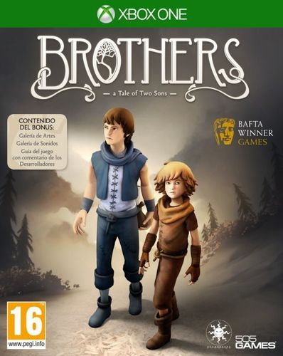 Brothers: A Tale of Two Sons XboxOne