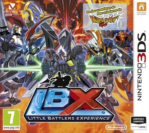 Little Battlers Experience 3Ds