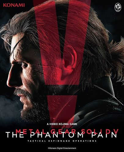 Metal Gear Solid V: Phantom Pain Pc