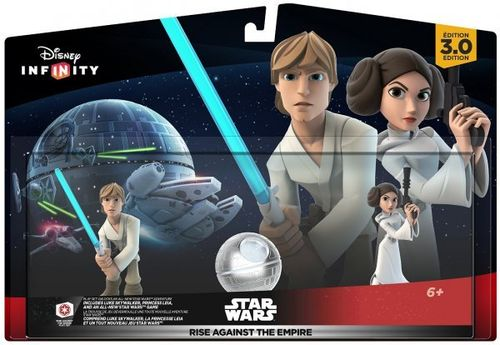 Disney Infinity 3.0 Star Wars Play Set Rise Against the Empire
