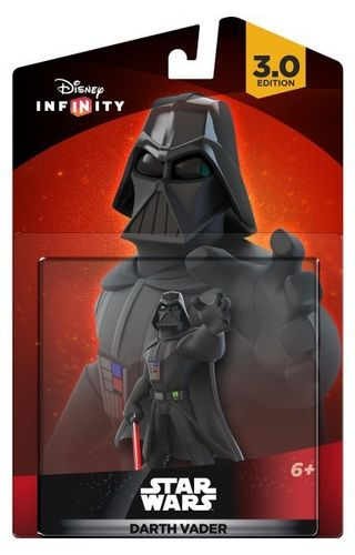 Disney Infinity 3.0 Figura Darth Vader (Serie Star Wars)