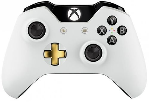 Mando Wireless Edicion Limitada Blanco Lunar XboxOne