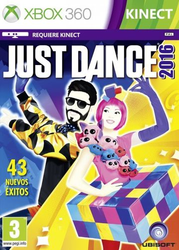 Just Dance 2016 Xbox360