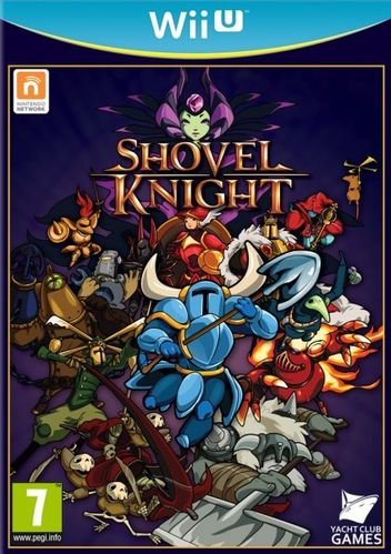 Shovel Knight WiiU
