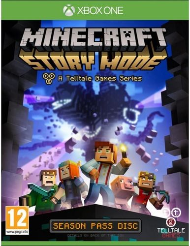 Minecraft: Story Mode XboxOne