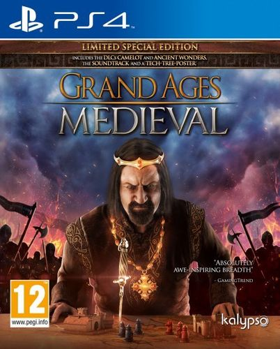 Grand Ages Medieval Edición Limitada Ps4