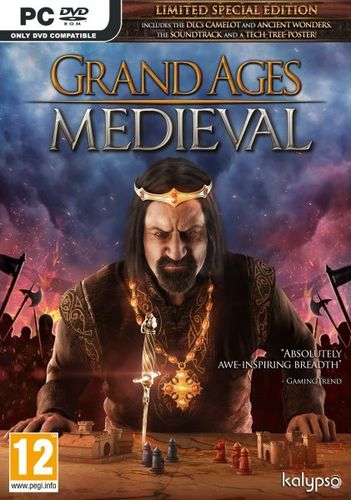Grand Ages Medieval Edición Limitada Pc
