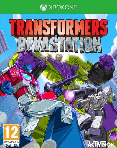 Transformers Devastation XboxOne