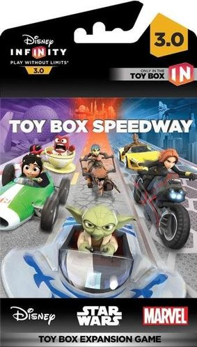 Disney Infinity 3.0 Toy Box Expansion Game Speedway