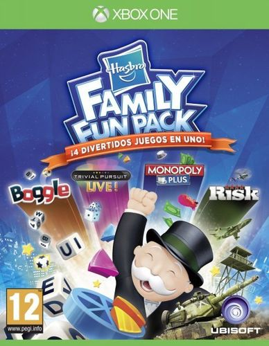 Hasbro Family Fun Pack XboxOne