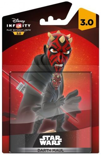 Disney Infinity 3.0 Figura Darth Maul (Serie Star Wars)