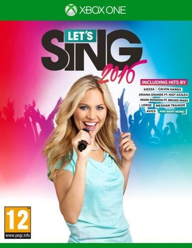 Lets Sing 2016 XboxOne