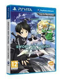 Sword Art Online: Lost Song PsVita