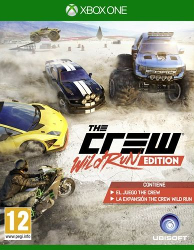 The Crew Wild Run Edition XboxOne