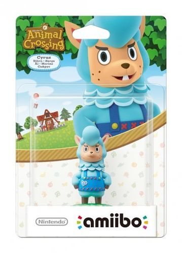 Figura Amiibo Al (Serie Animal Crossing)