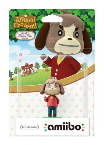 Figura Amiibo Candrés (Serie Animal Crossing)