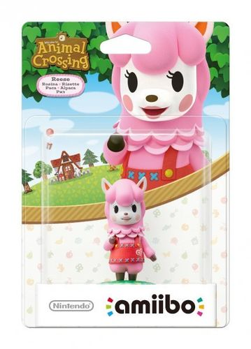 Figura Amiibo Paca (Serie Animal Crossing)