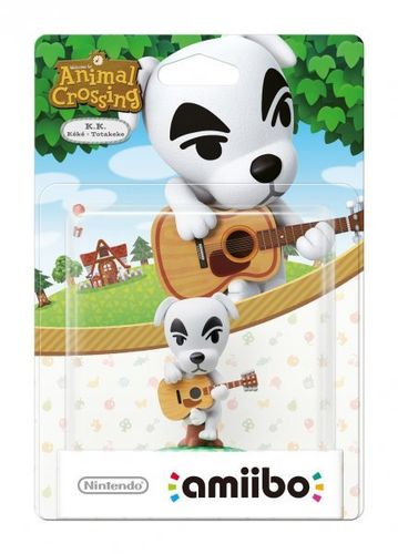 Figura Amiibo Totakeke (Serie Animal Crossing)