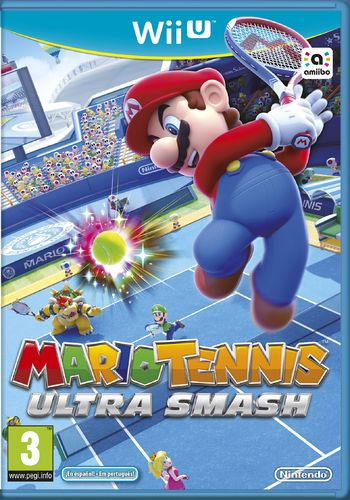 Mario Tennis: Ultra Smash WiiU