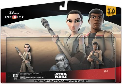 Disney Infinity 3.0 Star Wars Play Set The Force Awakens