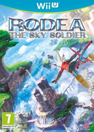 Rodea: The Sky Soldier WiiU