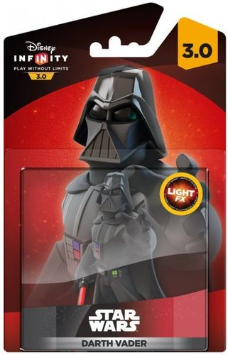 Disney Infinity 3.0 Figura Darth Vader Light FX (Serie Star Wars)