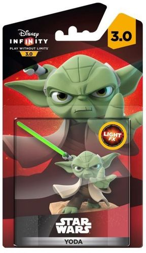 Disney Infinity 3.0 Figura Yoda Light FX (Serie Star Wars)