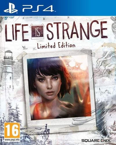 Life is Strange Edición Limitada Ps4