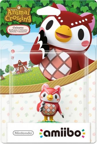 Figura Amiibo Estela (Serie Animal Crossing)
