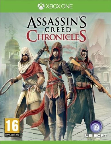 Assassin's Creed Chronicles Pack XboxOne