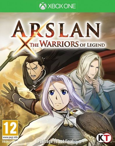 Arslan: The Warriors of Legend XboxOne