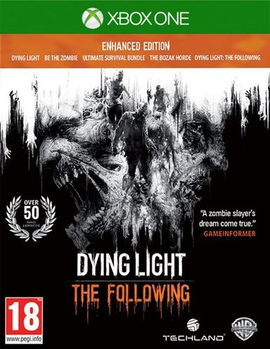 Dying Light: The Following Enhanced Edition XboxOne