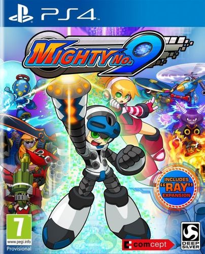 Mighty No. 9 Edición Especial Ps4