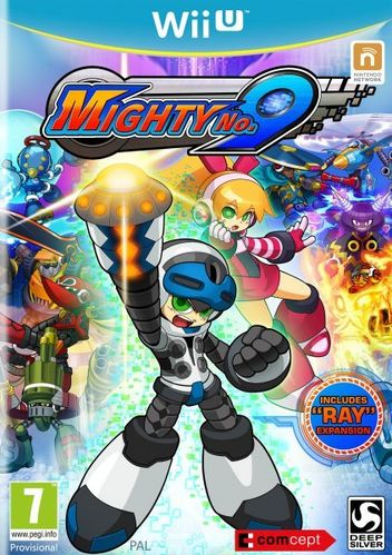Mighty No. 9 Edición Especial WiiU